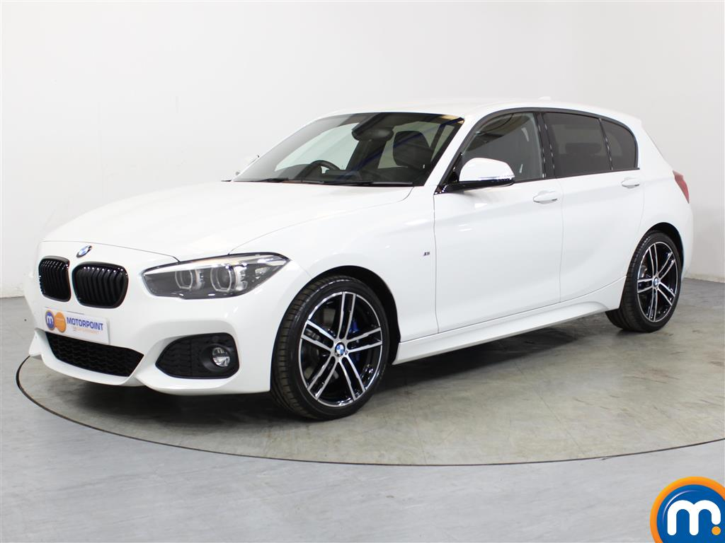 BMW 1 Series M Sport Shadow Edition - Stock Number 1053061 Passenger side front corner