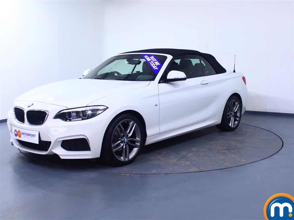 BMW 2 Series M Sport - Stock Number 1053752 Passenger side front corner