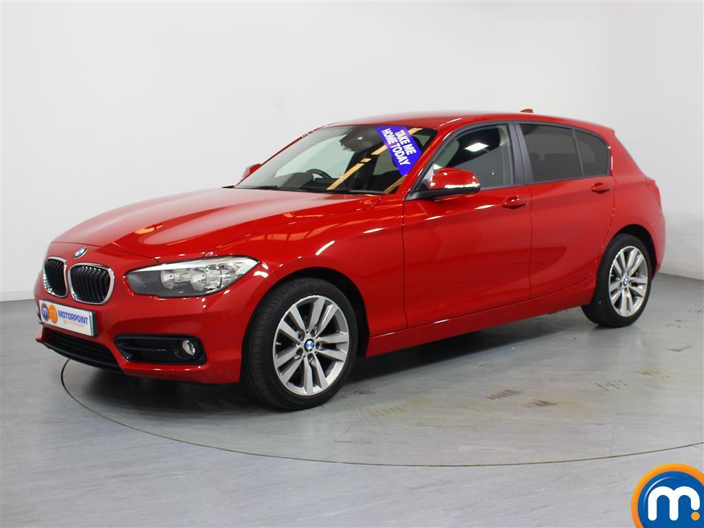 BMW 1 Series Sport - Stock Number 1046752 Passenger side front corner