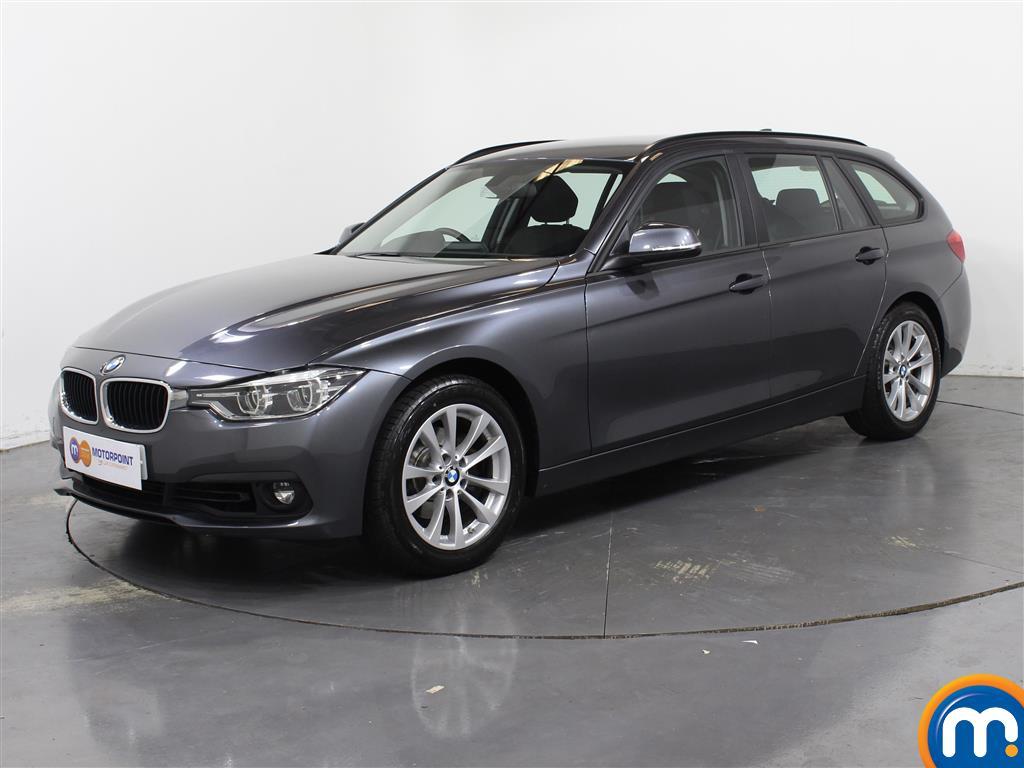 BMW 3 Series SE - Stock Number 1049969 Passenger side front corner