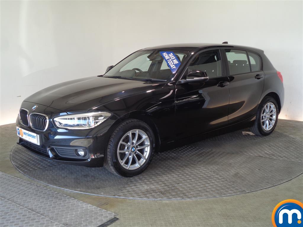 BMW 1 Series SE Business - Stock Number 1049415 Passenger side front corner