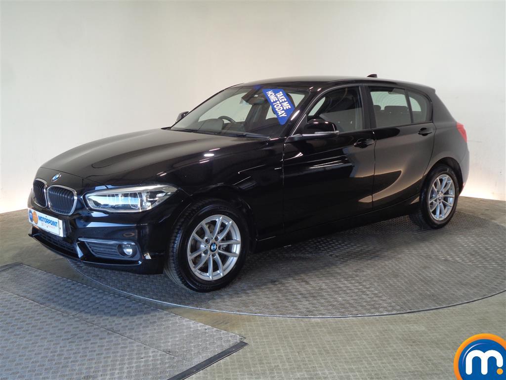 BMW 1 Series SE Business - Stock Number 1048674 Passenger side front corner