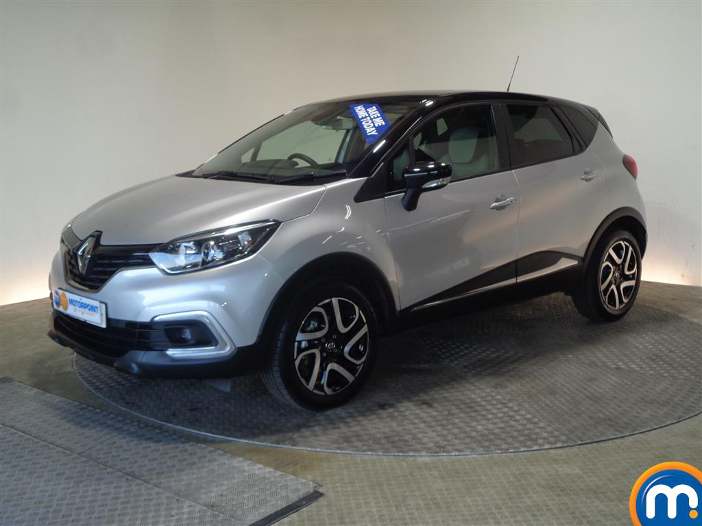 Renault Captur Iconic - Stock Number 1047305 Passenger side front corner