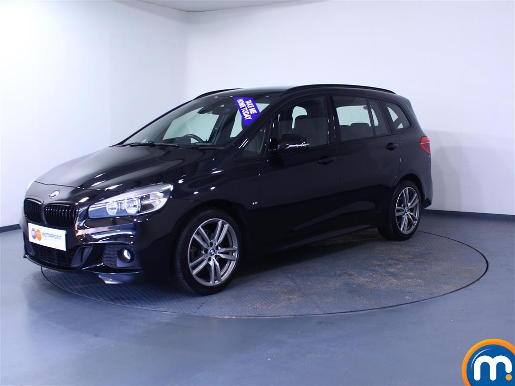 BMW 2 Series M Sport - Stock Number 1052520 Passenger side front corner