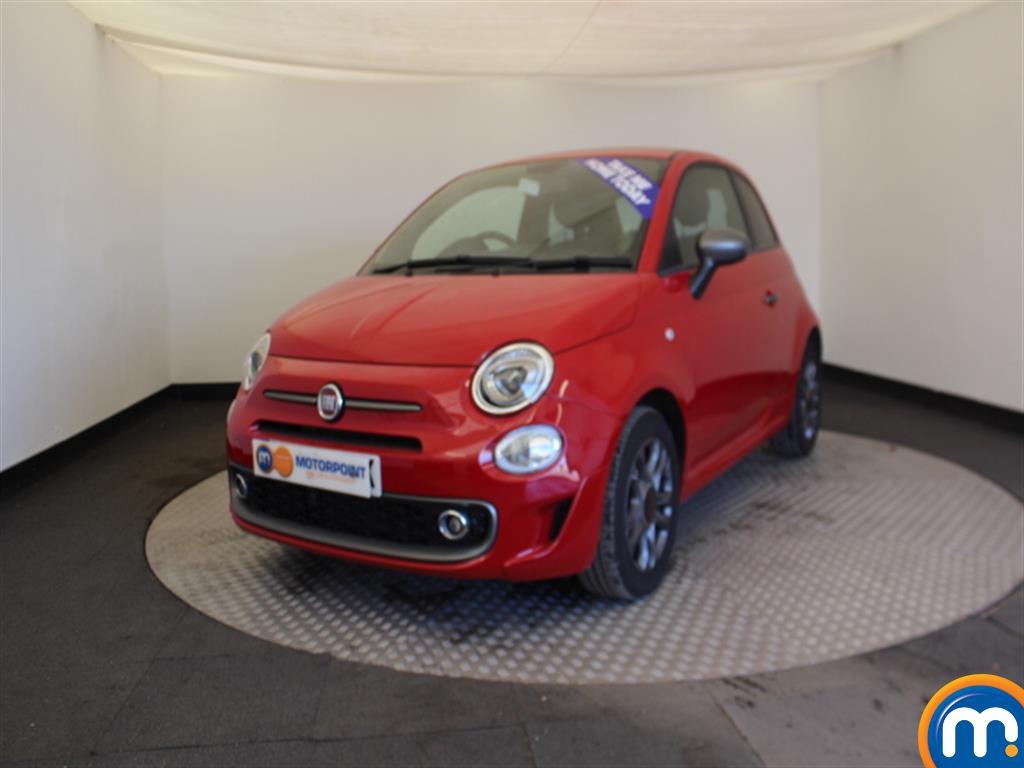 Fiat 500 S - Stock Number 1051224 Passenger side front corner
