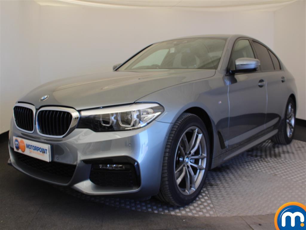 BMW 5 Series M Sport - Stock Number 1051274 Passenger side front corner