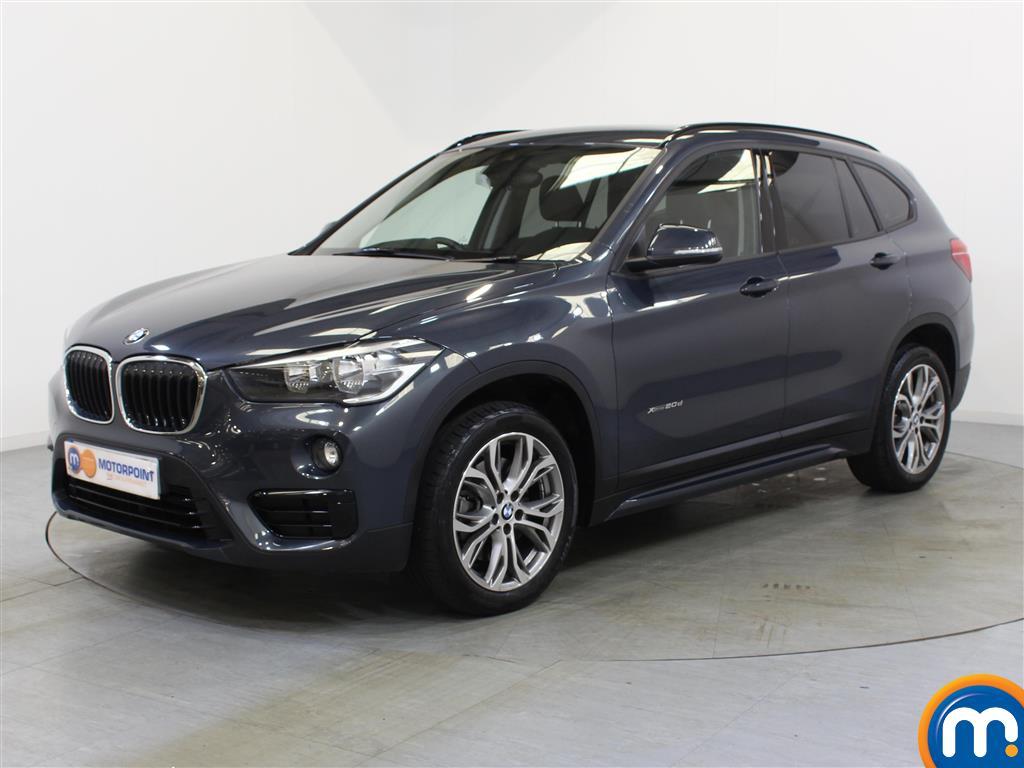 BMW X1 Sport - Stock Number 1053583 Passenger side front corner
