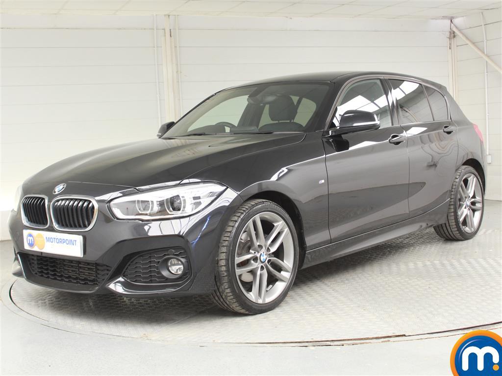 BMW 1 Series M Sport - Stock Number 1050142 Passenger side front corner