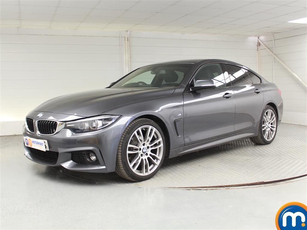 BMW 4 Series M Sport - Stock Number 1050078 Passenger side front corner