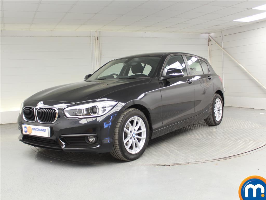 BMW 1 Series SE Business - Stock Number 1049409 Passenger side front corner