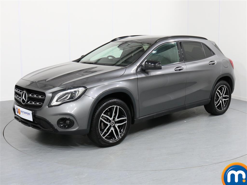 Mercedes-Benz Gla Class Urban Edition - Stock Number 1054138 Passenger side front corner