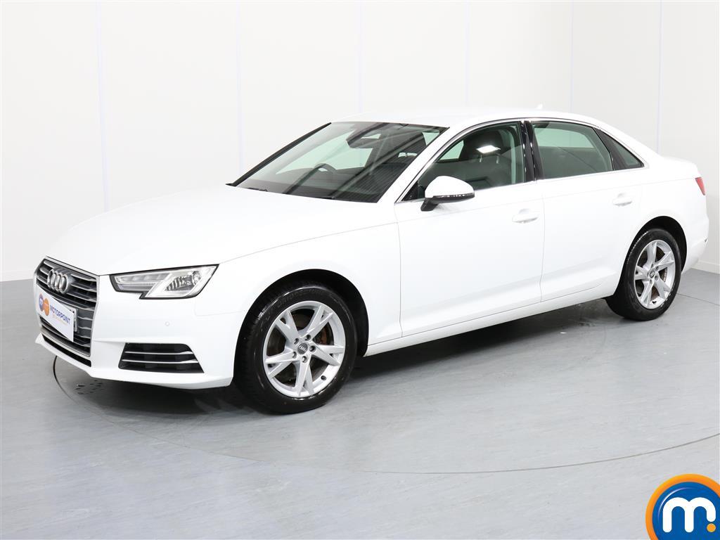 Audi A4 Sport - Stock Number 1053663 Passenger side front corner