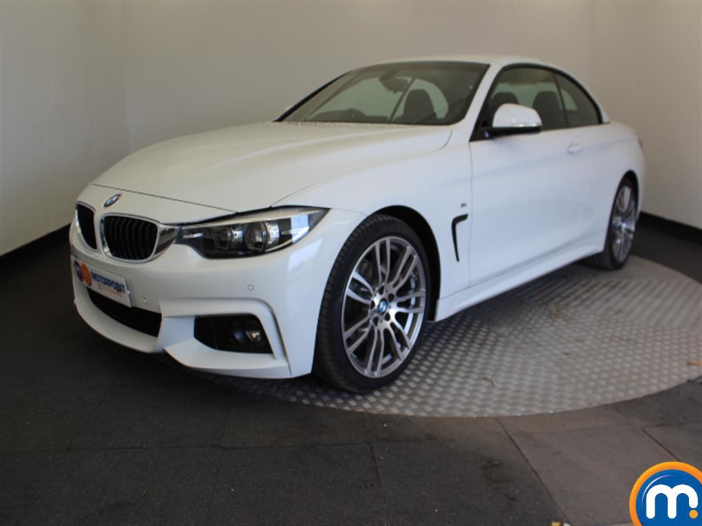BMW 4 Series M Sport - Stock Number 1053472 Passenger side front corner