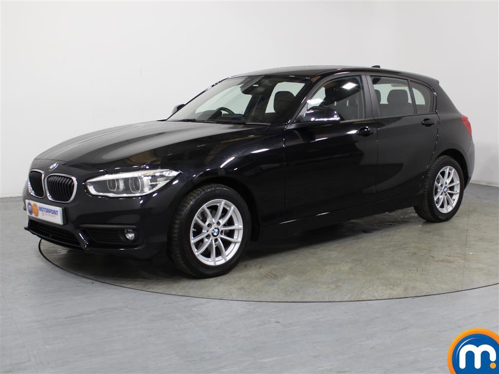 BMW 1 Series SE Business - Stock Number 1049422 Passenger side front corner