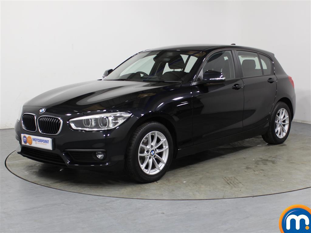 BMW 1 Series SE Business - Stock Number 1049421 Passenger side front corner