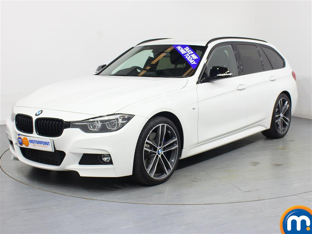 BMW 3 Series M Sport Shadow Edition - Stock Number 1053464 Passenger side front corner