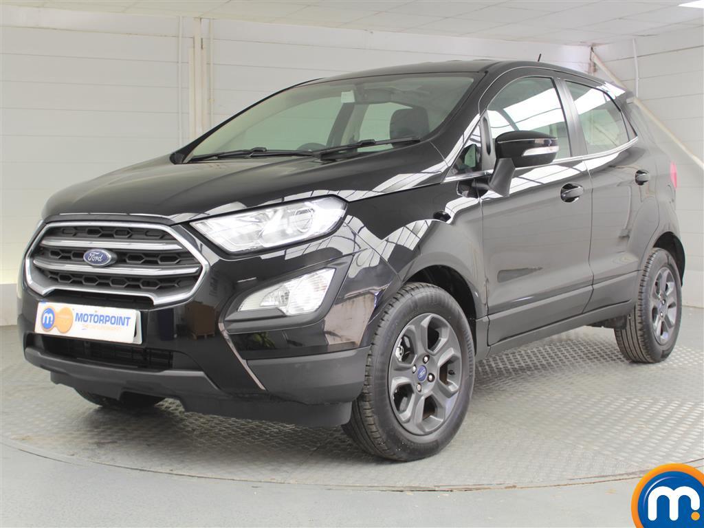 Ford Ecosport Zetec - Stock Number 1053566 Passenger side front corner