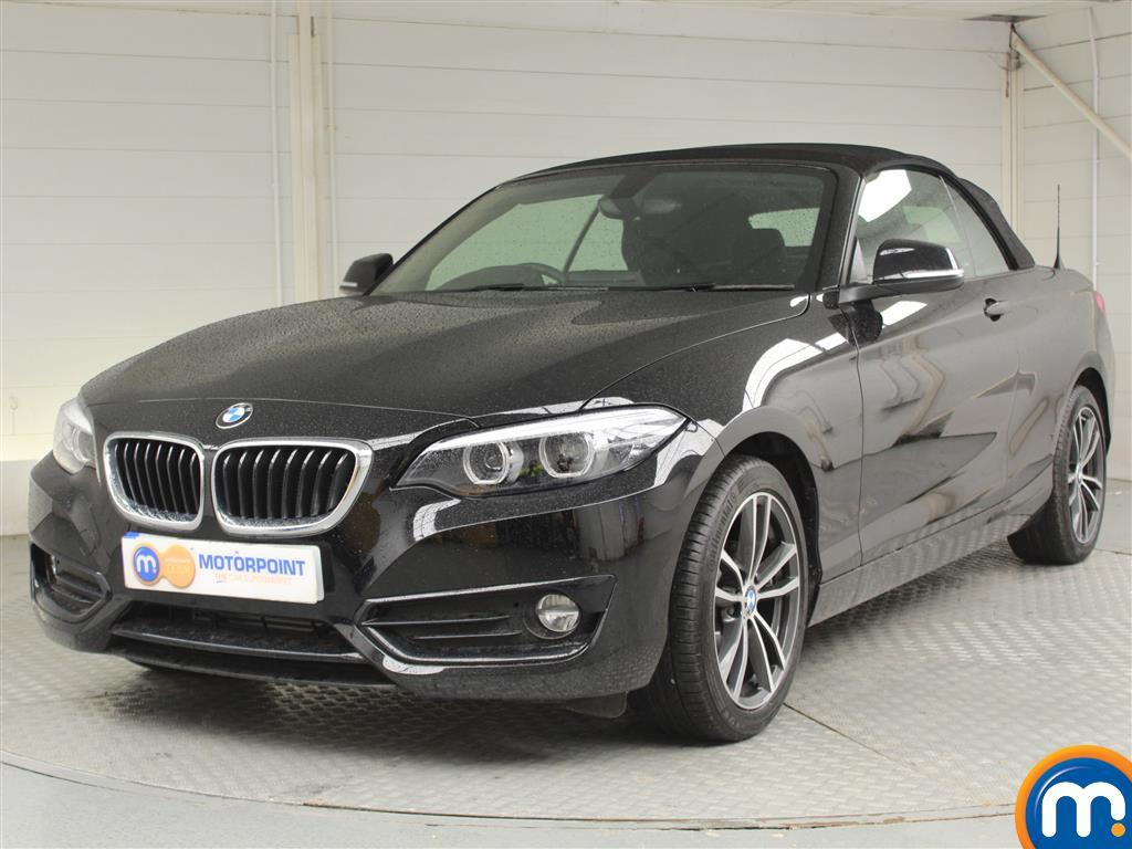 BMW 2 Series Sport - Stock Number 1053059 Passenger side front corner