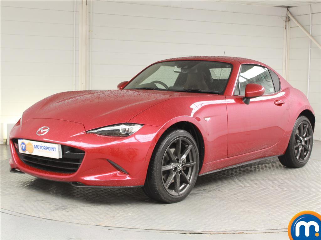 Mazda Mx-5 Sport Nav - Stock Number 1051360 Passenger side front corner