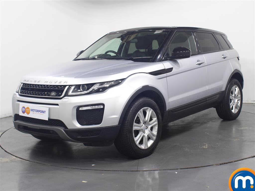 Land Rover Range Rover Evoque SE Tech - Stock Number 1052060 Passenger side front corner