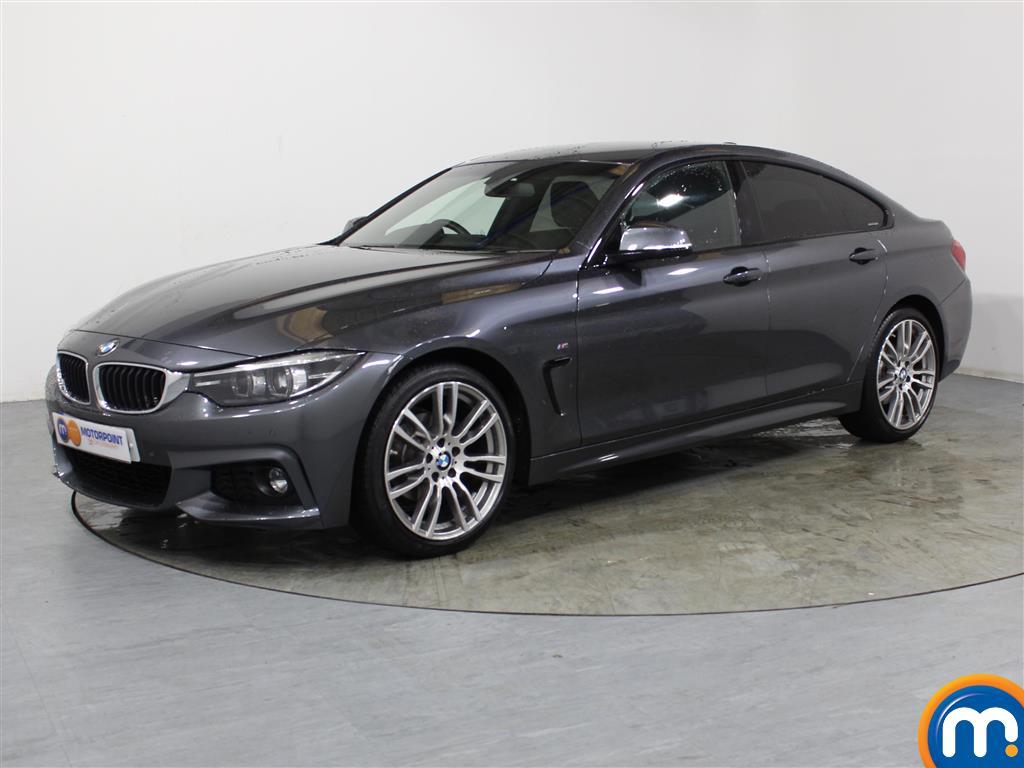 BMW 4 Series M Sport - Stock Number 1050082 Passenger side front corner