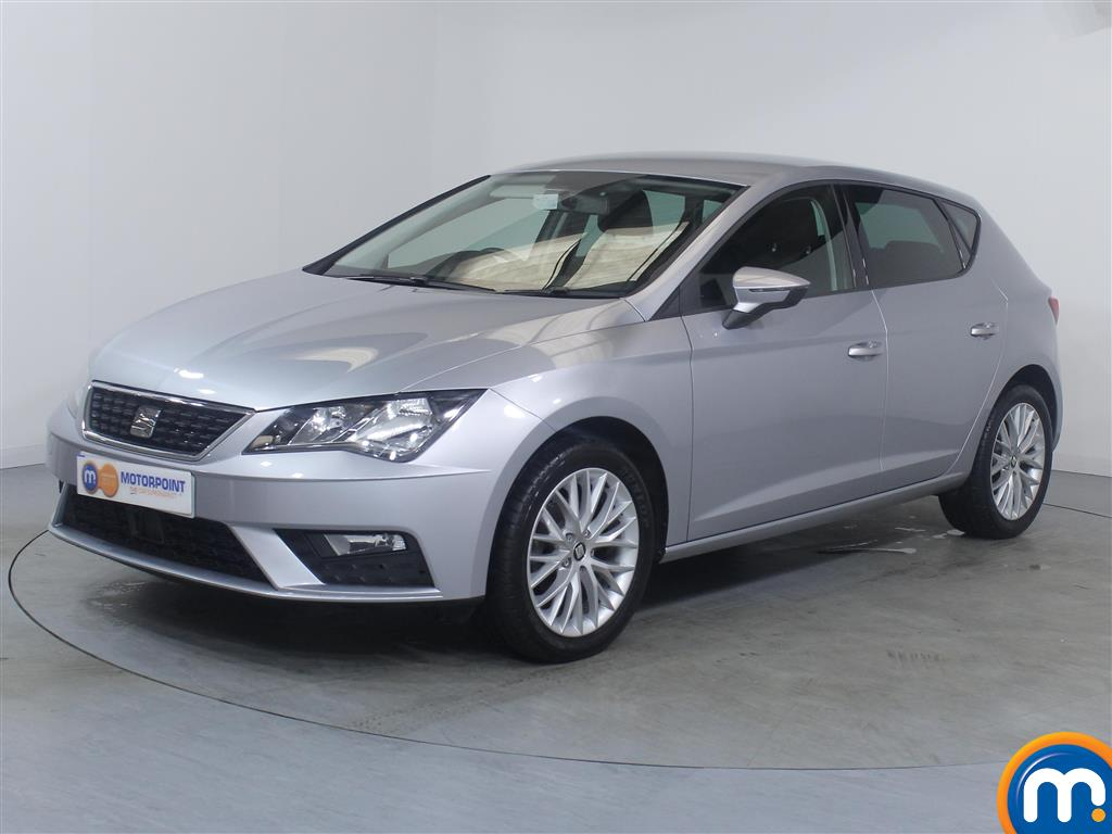Seat Leon SE Dynamic Technology - Stock Number 1052466 Passenger side front corner