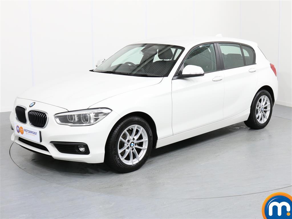 BMW 1 Series SE Business - Stock Number 1049375 Passenger side front corner
