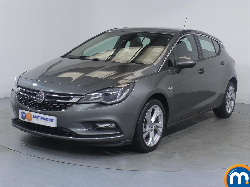 Vauxhall Astra SRi - Stock Number 1052825 Passenger side front corner