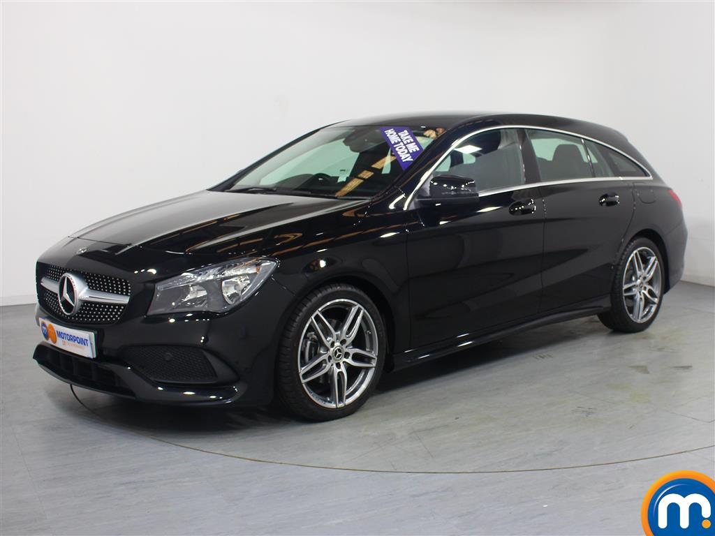 Mercedes-Benz Cla Class AMG Line Edtion - Stock Number 1051503 Passenger side front corner