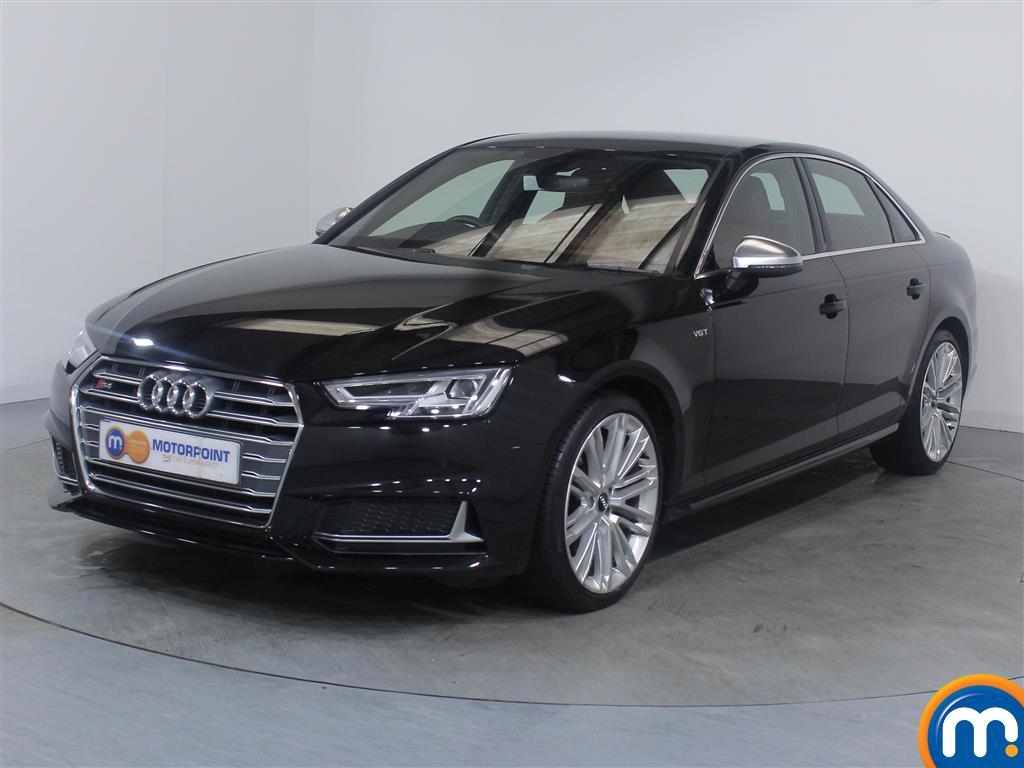 Audi A4 S4 - Stock Number 1053669 Passenger side front corner