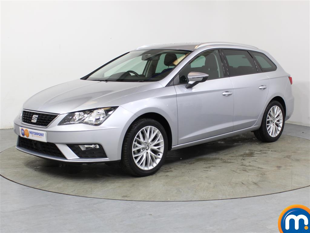 Seat Leon SE Dynamic Technology - Stock Number 1051508 Passenger side front corner