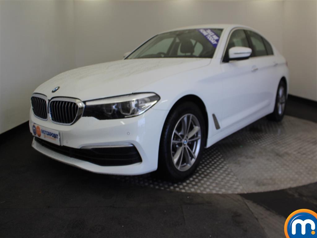 BMW 5 Series SE - Stock Number 1052916 Passenger side front corner