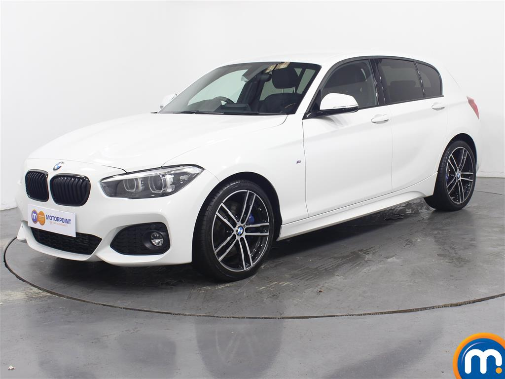 BMW 1 Series M Sport Shadow Edition - Stock Number 1053030 Passenger side front corner