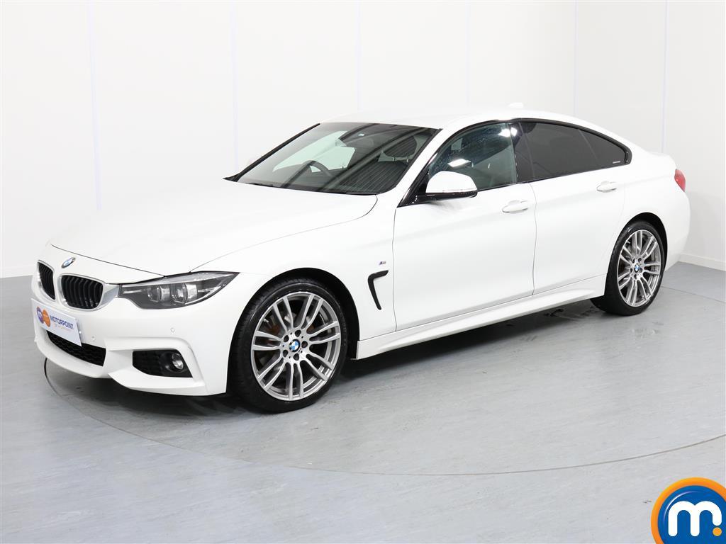 BMW 4 Series M Sport - Stock Number 1049942 Passenger side front corner