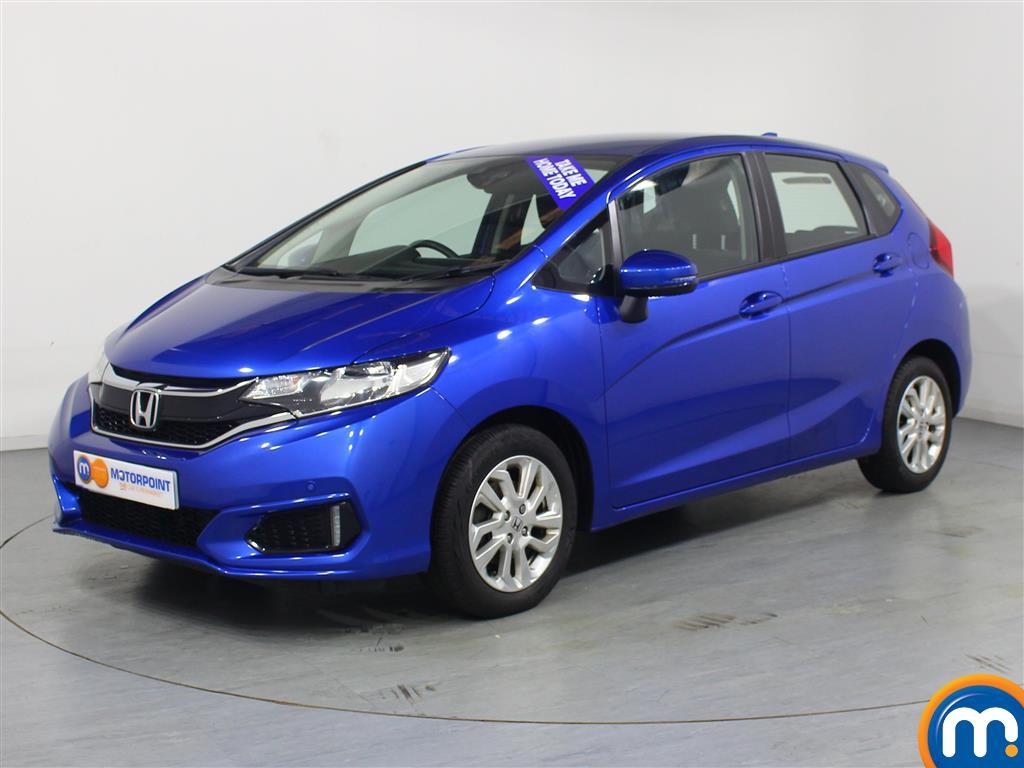 Honda Jazz SE - Stock Number 1043714 Passenger side front corner