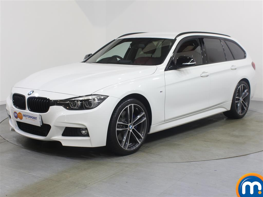 BMW 3 Series M Sport Shadow Edition - Stock Number 1053074 Passenger side front corner