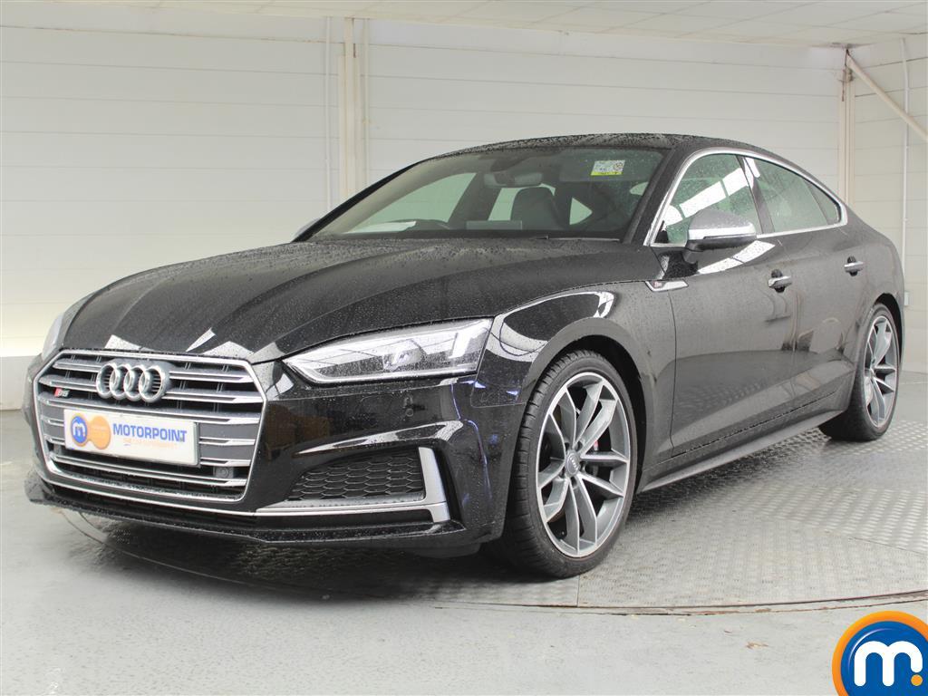 Audi A5 S5 - Stock Number 1052438 Passenger side front corner