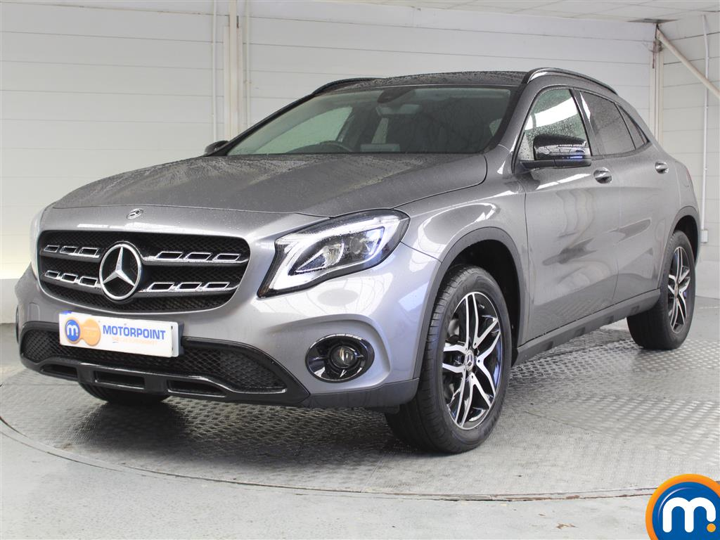 Mercedes-Benz Gla Class Urban Edition - Stock Number 1052514 Passenger side front corner