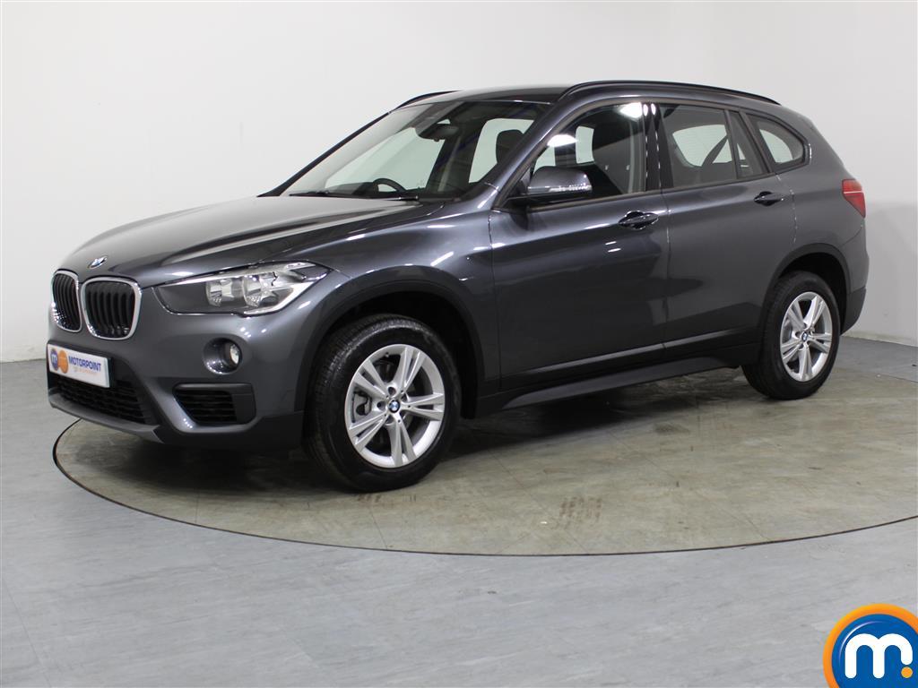 BMW X1 SE - Stock Number 1051355 Passenger side front corner