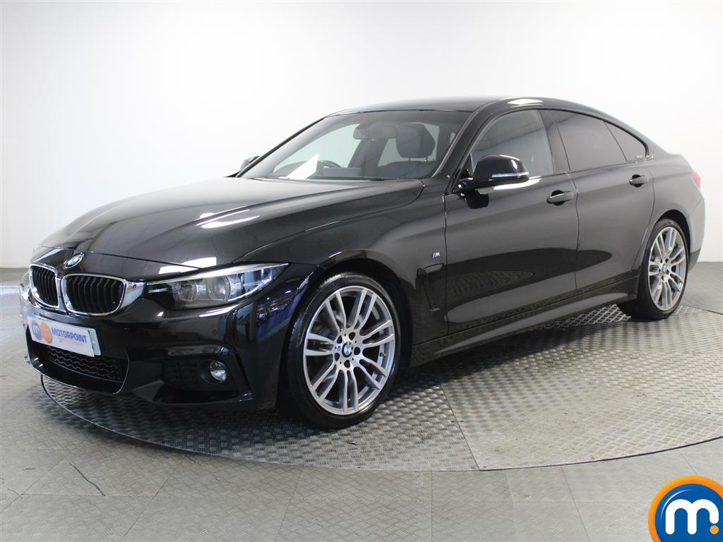 BMW 4 Series M Sport - Stock Number 1049989 Passenger side front corner