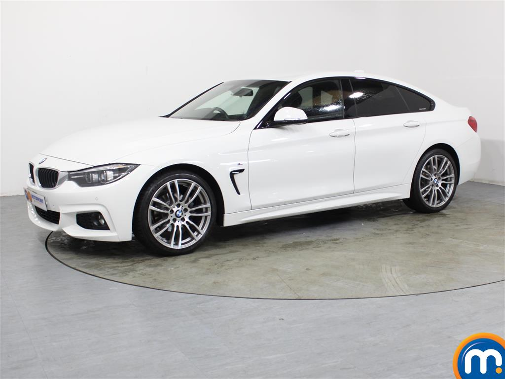 BMW 4 Series M Sport - Stock Number 1049932 Passenger side front corner