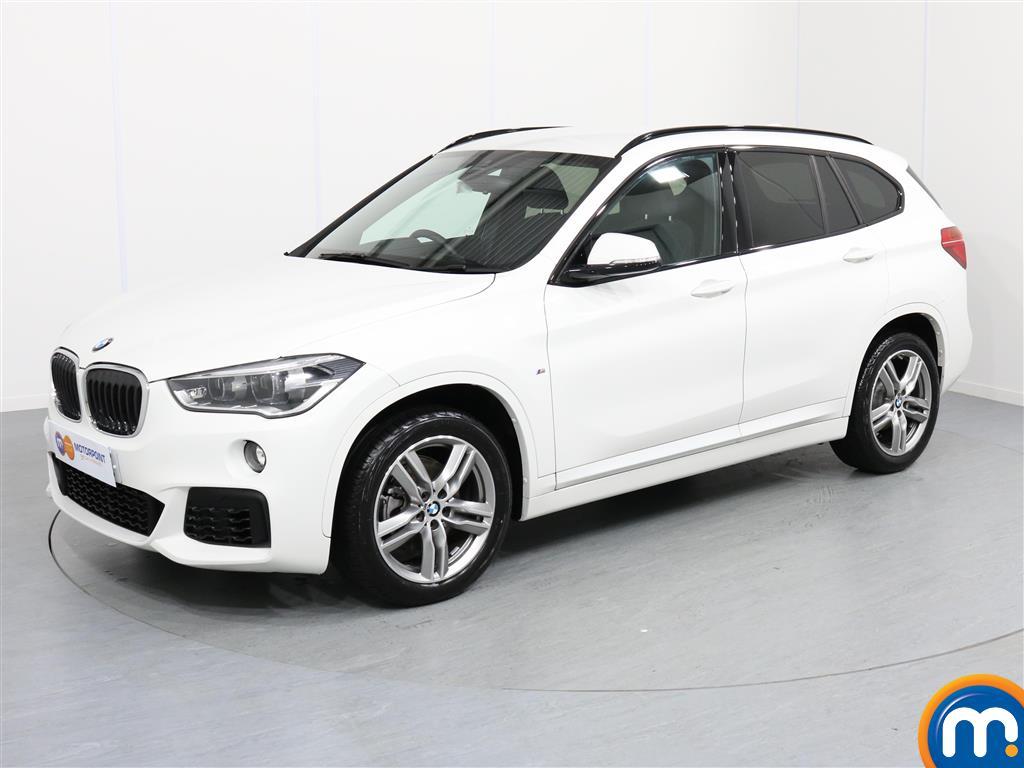 BMW X1 M Sport - Stock Number 1052084 Passenger side front corner