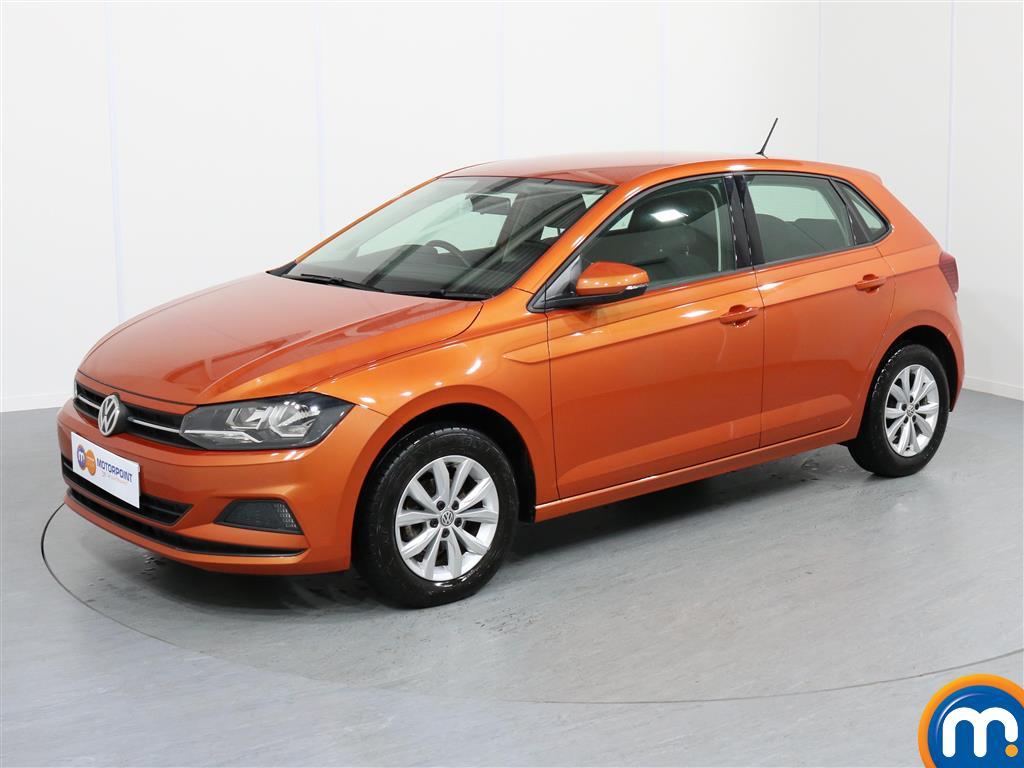 Volkswagen Polo SE - Stock Number 1052767 Passenger side front corner