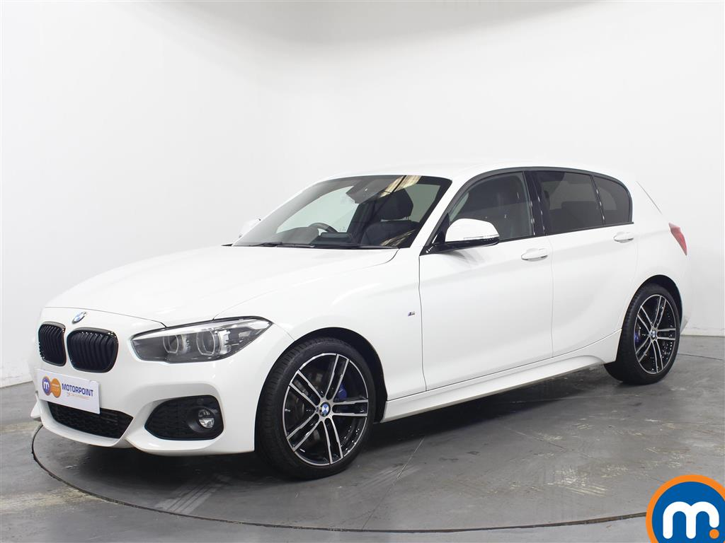 BMW 1 Series M Sport Shadow Edition - Stock Number 1051691 Passenger side front corner