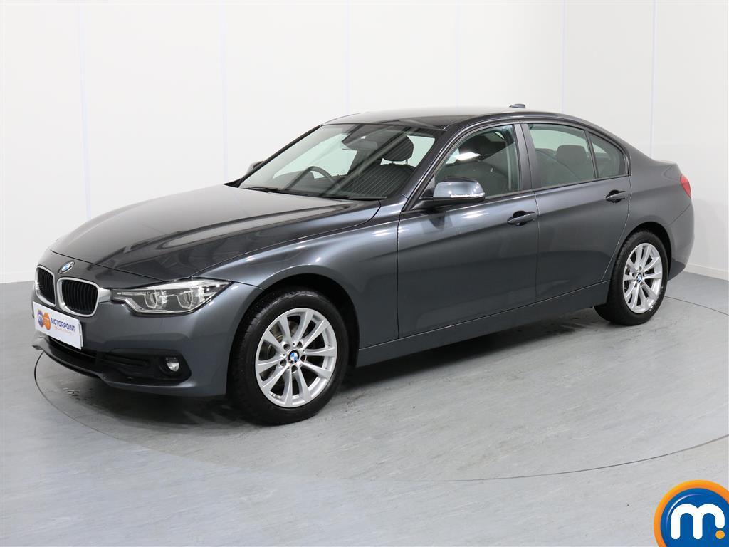 BMW 3 Series SE - Stock Number 1047498 Passenger side front corner