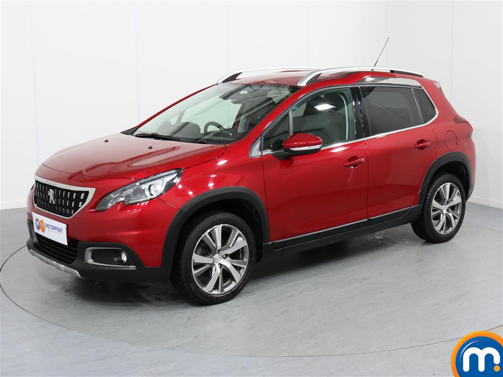 Peugeot 2008 Allure - Stock Number 1054590 Passenger side front corner