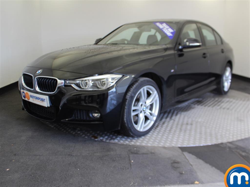 BMW 3 Series M Sport - Stock Number 1052510 Passenger side front corner