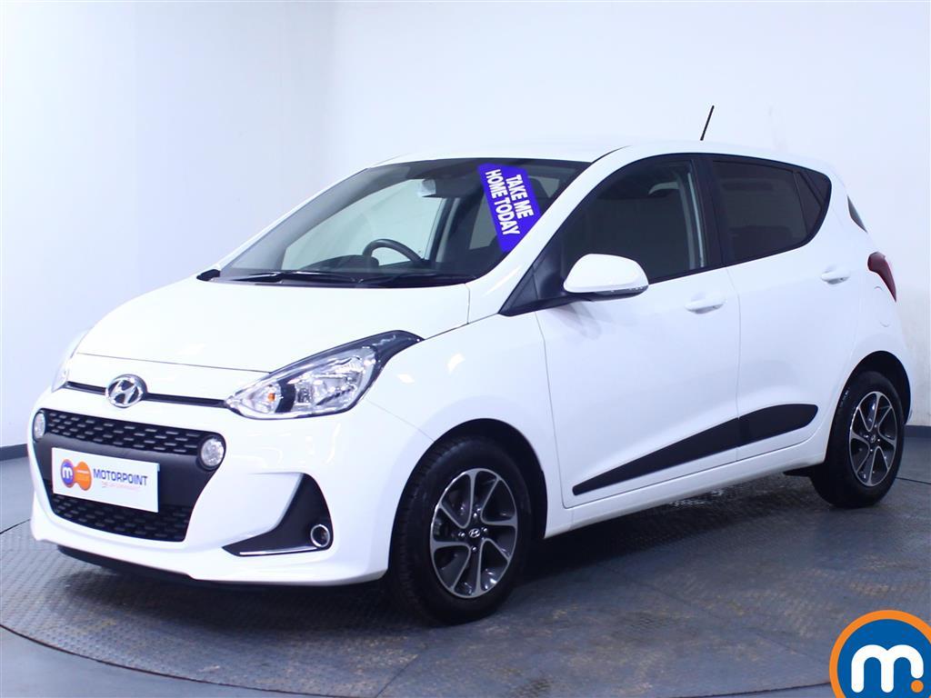 Hyundai I10 Premium - Stock Number 1055267 Passenger side front corner