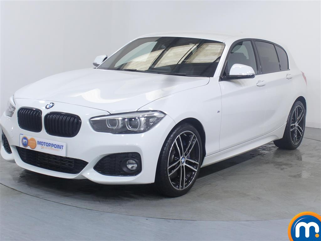 BMW 1 Series M Sport Shadow Edition - Stock Number 1053056 Passenger side front corner