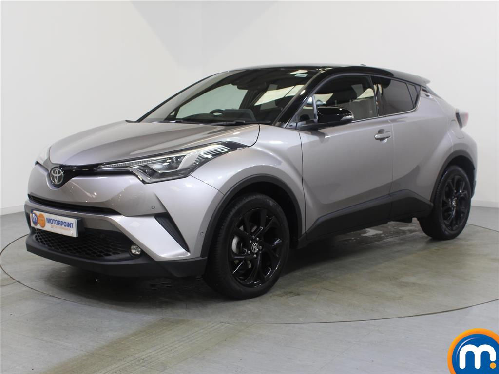 Toyota C-Hr Dynamic - Stock Number 1052379 Passenger side front corner